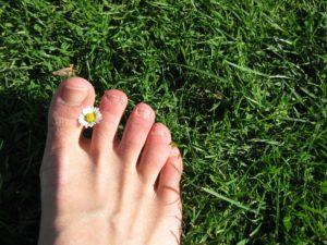 Regelmäßige Fußpflege bei Diabetikern ist sehr wichtig!